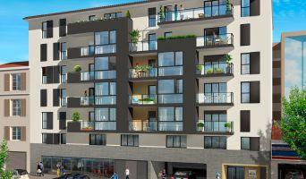 Nice : programme immobilier neuf « Villa d'Este » en Loi Pinel