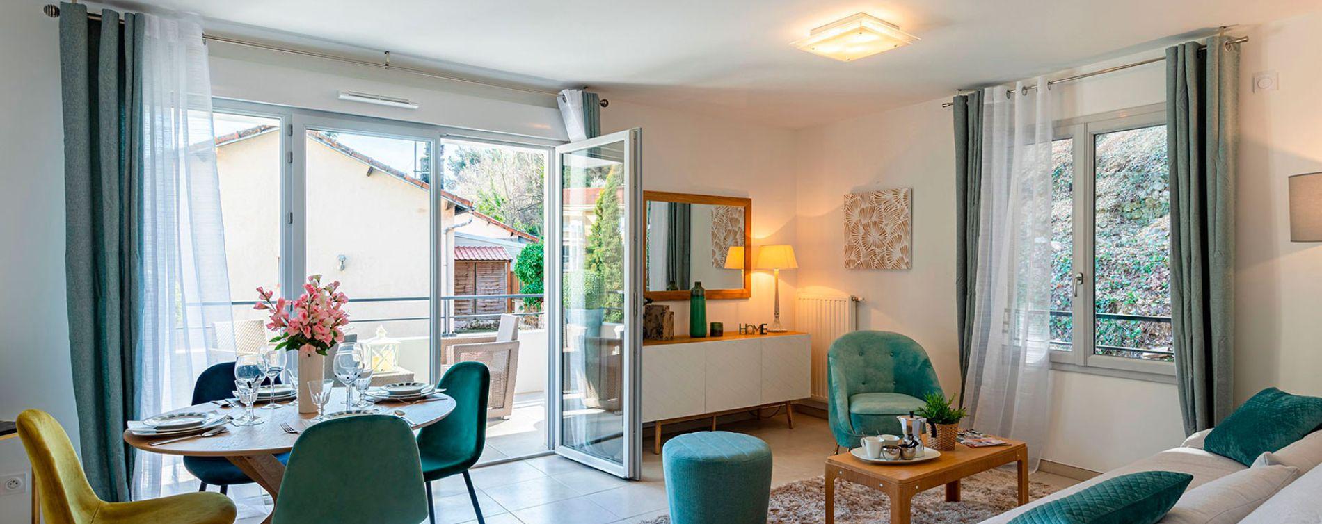 Nice : programme immobilier neuve « Villa Flora » en Loi Pinel (3)