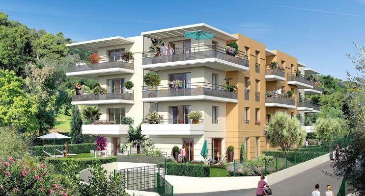 Photo du Résidence « Villa Flora » programme immobilier neuf en Loi Pinel à Nice