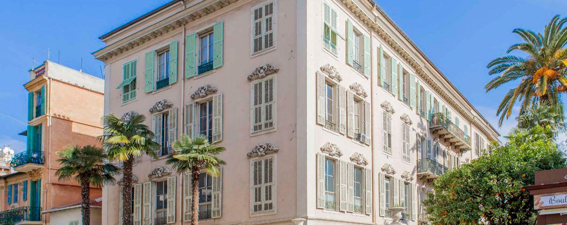 Résidence Villa Taffe à Nice