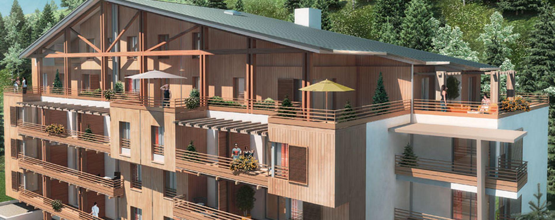Péone : programme immobilier neuve « L'Argentera » (2)
