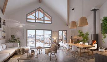 Programme immobilier neuf à Péone (06470)
