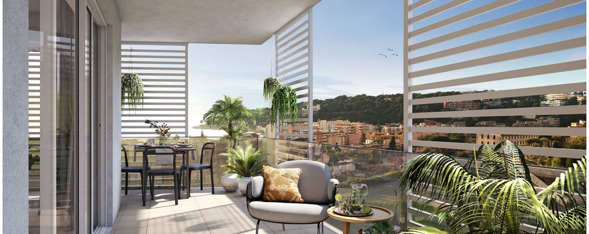 Roquebrune-Cap-Martin : programme immobilier neuve « Kosmic » en Loi Pinel (3)