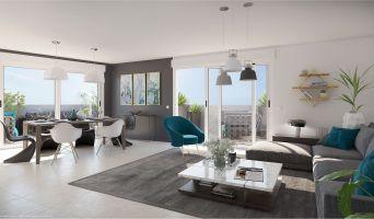 Photo du Résidence « Kosmic » programme immobilier neuf en Loi Pinel à Roquebrune-Cap-Martin