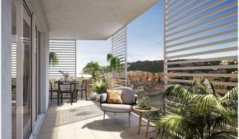 Roquebrune-Cap-Martin programme immobilier neuve « Kosmic » en Loi Pinel  (3)