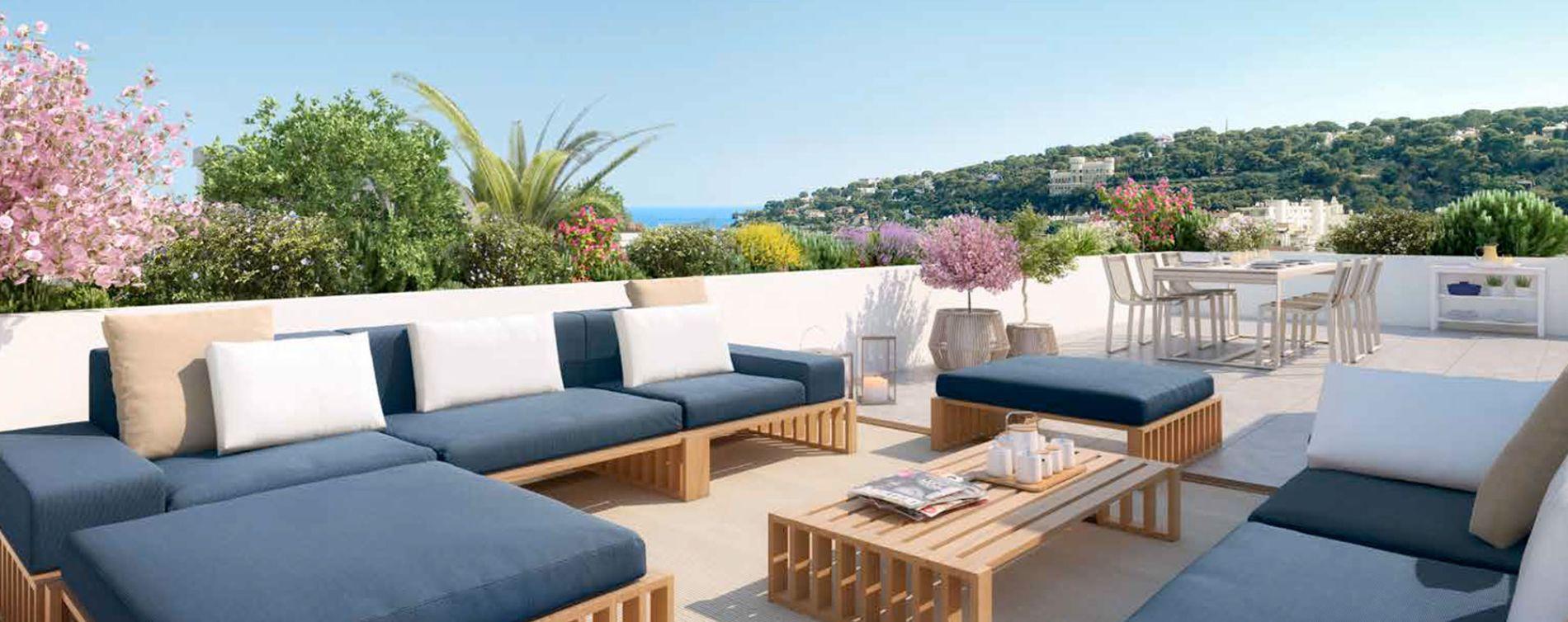 Résidence New Majestic à Roquebrune-Cap-Martin