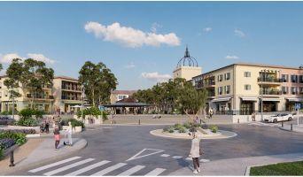 Roquefort-les-Pins programme immobilier neuf « La Place du Village