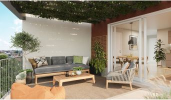 Saint-André-de-la-Roche programme immobilier neuf « Coeur Saint André » en Loi Pinel