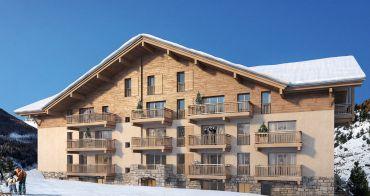 Saint-Étienne-de-Tinée programme immobilier neuf « Le Mont d'Auron »