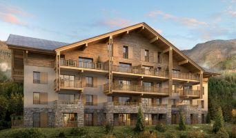 Saint-Étienne-de-Tinée programme immobilier neuve « Le Mont d'Auron »  (2)