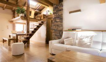 Saint-Étienne-de-Tinée programme immobilier neuve « Le Mont d'Auron »  (3)