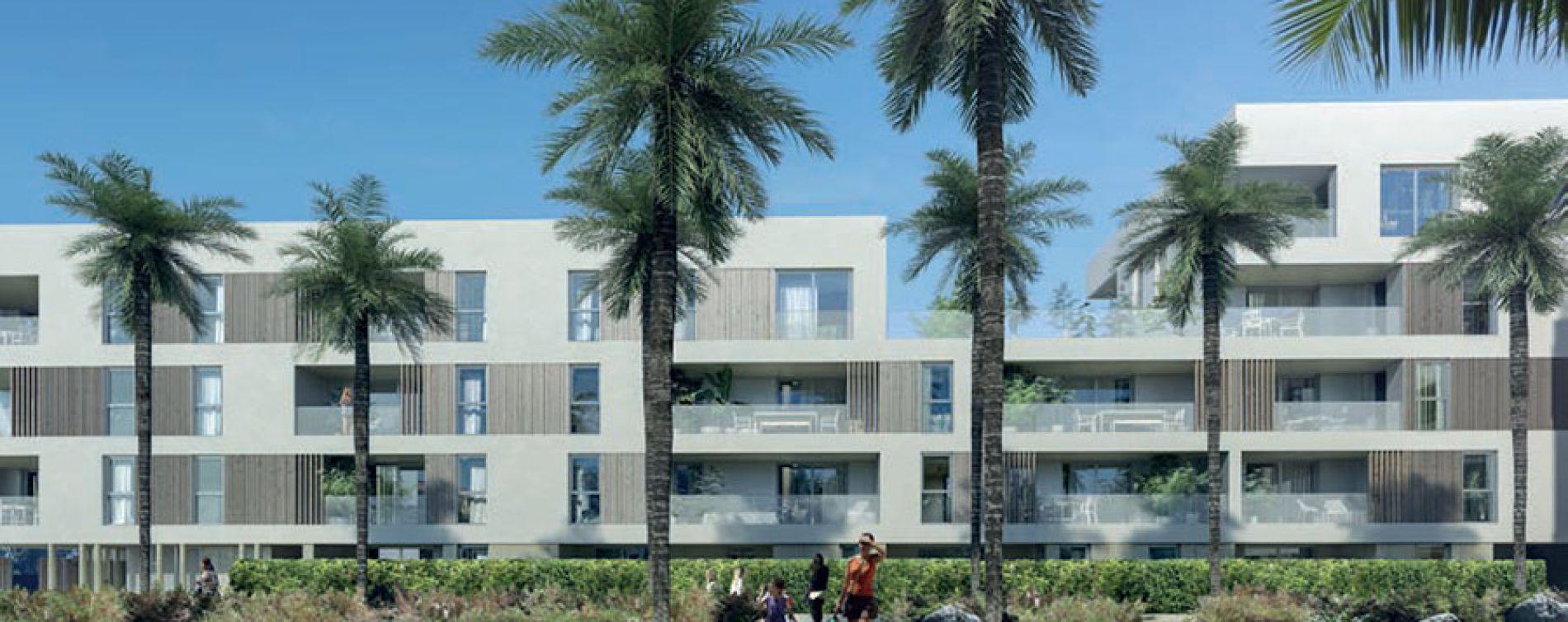 Résidence Le Jardin de Matisse à Saint-Laurent-du-Var