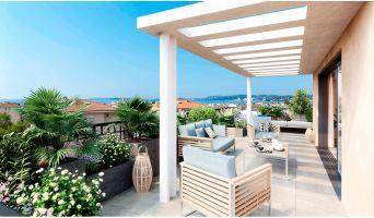Photo du Résidence « L'Écrin » programme immobilier neuf en Loi Pinel à Saint-Laurent-du-Var