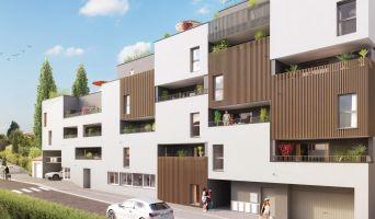 Résidence « New Way » programme immobilier neuf en Loi Pinel à Saint-Laurent-du-Var n°1