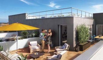 Résidence « New Way » programme immobilier neuf en Loi Pinel à Saint-Laurent-du-Var n°2