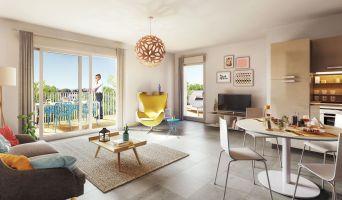 Résidence « New Way » programme immobilier neuf en Loi Pinel à Saint-Laurent-du-Var n°3