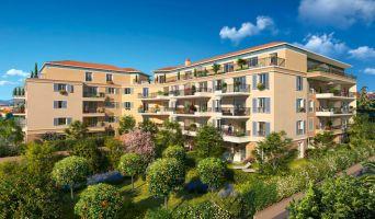 Résidence « Verger Laurentin » programme immobilier neuf en Loi Pinel à Saint-Laurent-du-Var n°2