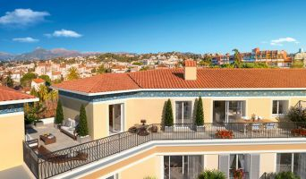 Résidence « Verger Laurentin » programme immobilier neuf en Loi Pinel à Saint-Laurent-du-Var n°3