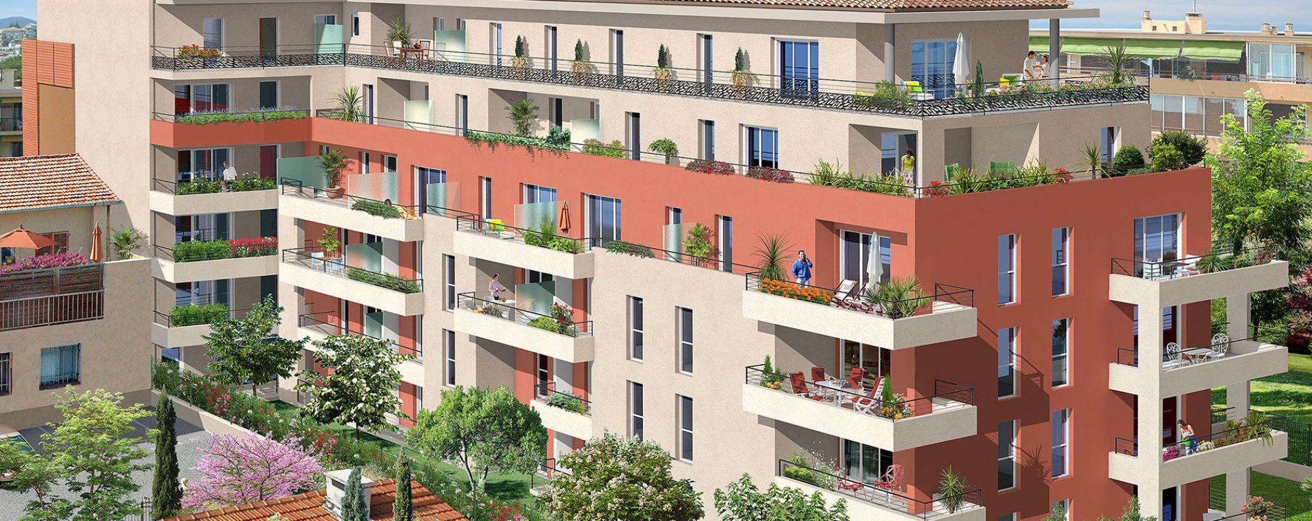 Résidence Villa Art'y à Saint-Laurent-du-Var