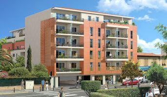 Photo du Résidence « Villa Art'y » programme immobilier neuf en Loi Pinel à Saint-Laurent-du-Var