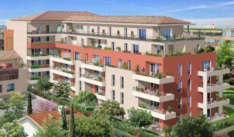 Résidence « Villa Art'Y » programme immobilier neuf en Loi Pinel à Saint-Laurent-du-Var n°2