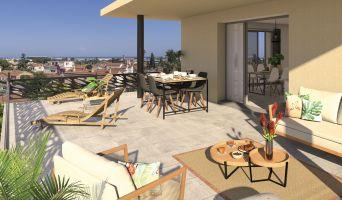Résidence « Villa Art'Y » programme immobilier neuf en Loi Pinel à Saint-Laurent-du-Var n°3