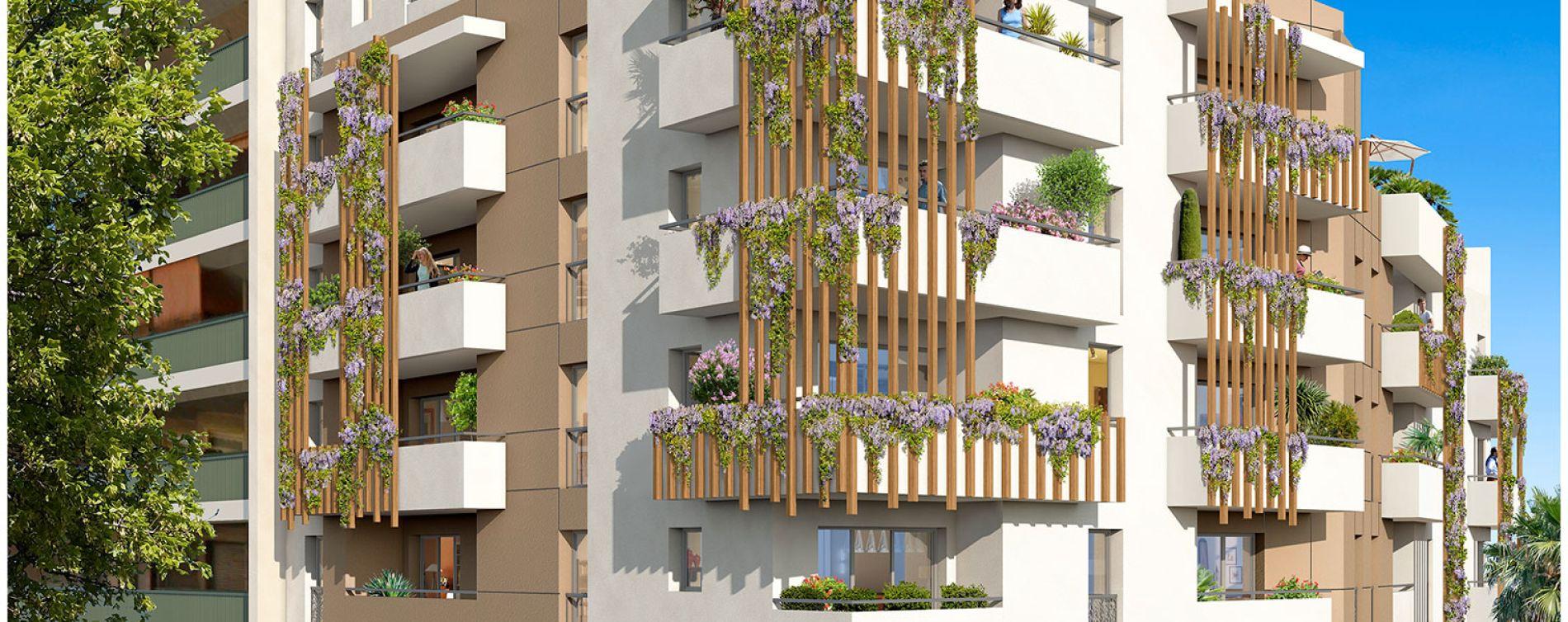 Résidence Villa Dolce à Saint-Laurent-du-Var