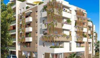 Saint-Laurent-du-Var programme immobilier neuf « Villa Dolce » en Loi Pinel