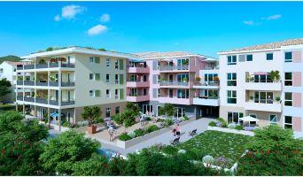 Saint-Martin-du-Var programme immobilier neuve « Les Villages d'Or Saint Martin Du Var »  (2)