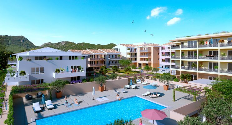 Résidence « Les Villages D'Or Saint Martin Du Var » programme immobilier neuf en Loi Pinel à Saint-Martin-du-Var n°1