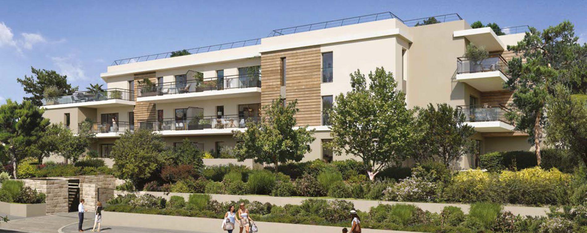 Valbonne : programme immobilier neuve « Programme immobilier n°219097 » en Loi Pinel