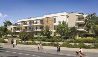 Valbonne : programme immobilier neuf «  n°219097 » en Loi Pinel