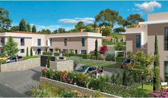 Résidence « Le Domaine De Margot » programme immobilier neuf en Loi Pinel à Valbonne n°1