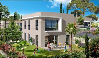 Valbonne programme immobilier neuve « Le Domaine de Margot » en Loi Pinel  (2)