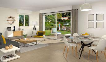 Résidence « Le Domaine De Margot » programme immobilier neuf en Loi Pinel à Valbonne n°3
