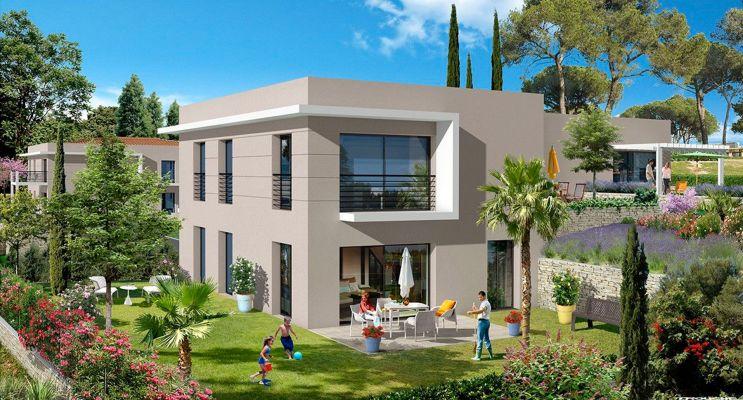 Photo n°2 du Résidence neuf « Le Domaine De Margot »