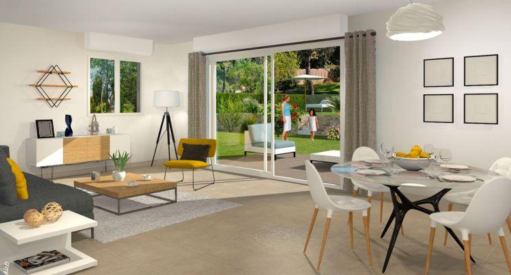 Photo n°3 du Résidence neuf « Le Domaine De Margot »