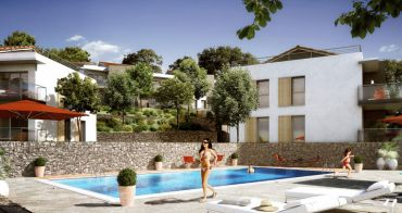 Vallauris programme immobilier neuf « Domaine Heliopolis » en Loi Pinel