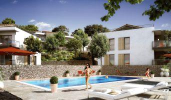 Photo du Résidence « Domaine Heliopolis » programme immobilier neuf en Loi Pinel à Vallauris