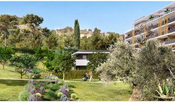 Vallauris programme immobilier neuve « Pur Azur »  (2)