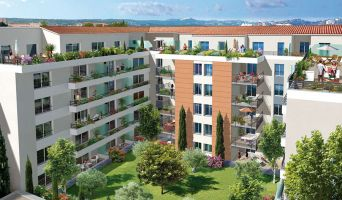 Résidence « Villa Paloma » programme immobilier neuf en Loi Pinel à Vallauris n°2
