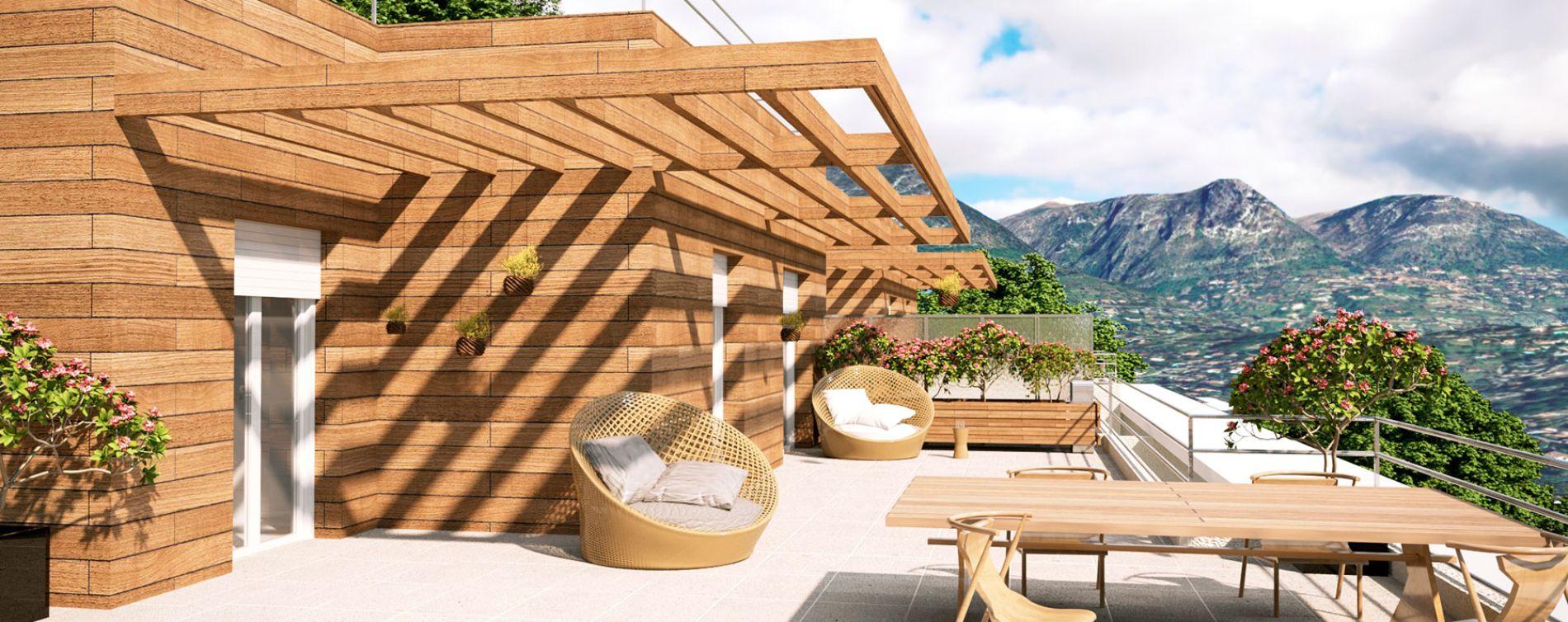 Vence : programme immobilier neuve « Harmonium » en Loi Pinel