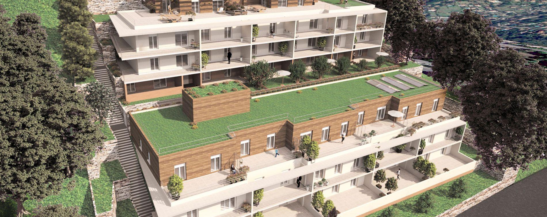 Vence : programme immobilier neuve « Harmonium » en Loi Pinel (2)