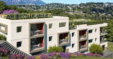 Vence : programme immobilier neuf « Les Terrasses de Lisa »