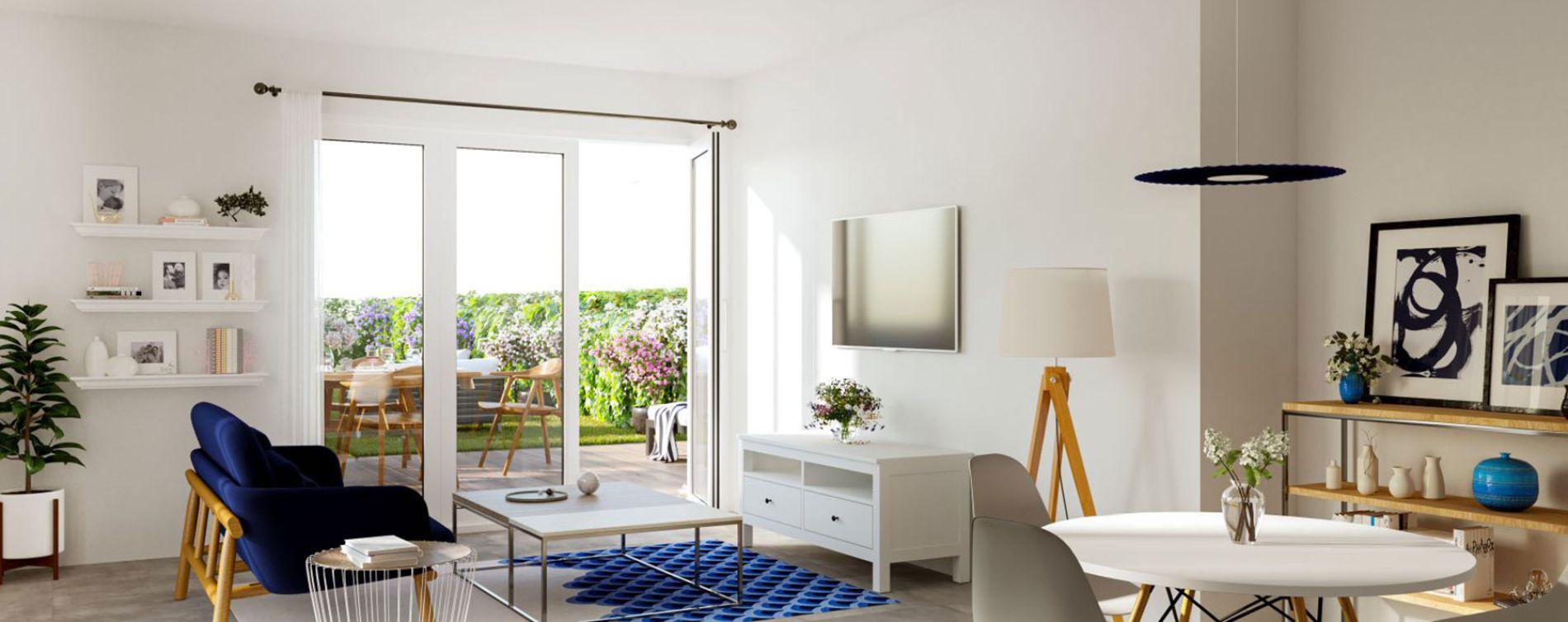 Vence : programme immobilier neuve « Les Terrasses de Lisa » en Loi Pinel (4)