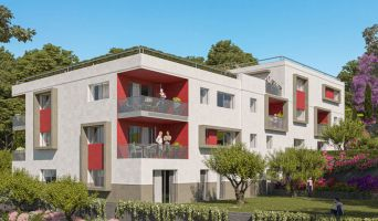 Vence programme immobilier neuve « Les Terrasses de Lisa » en Loi Pinel  (2)
