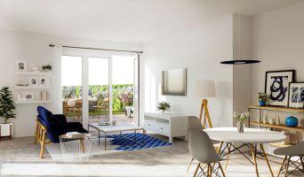 Vence programme immobilier neuve « Les Terrasses de Lisa » en Loi Pinel  (4)