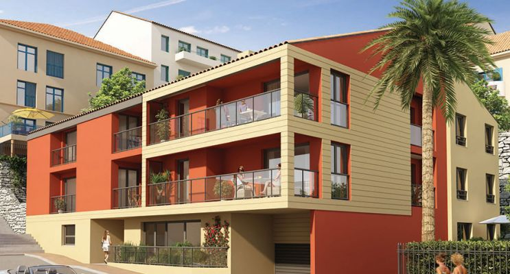 Photo du Résidence « Eden » programme immobilier neuf en Loi Pinel à Villefranche-sur-Mer