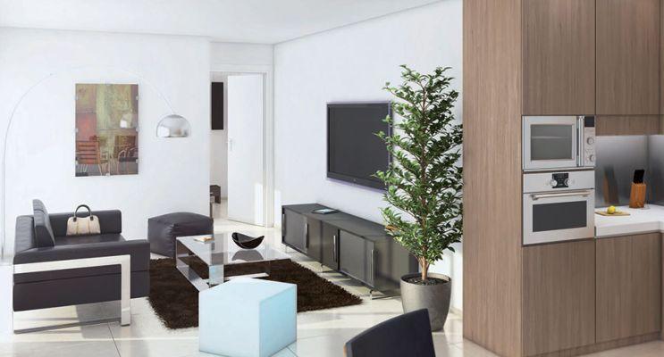Résidence « Eden » programme immobilier neuf en Loi Pinel à Villefranche-sur-Mer n°2