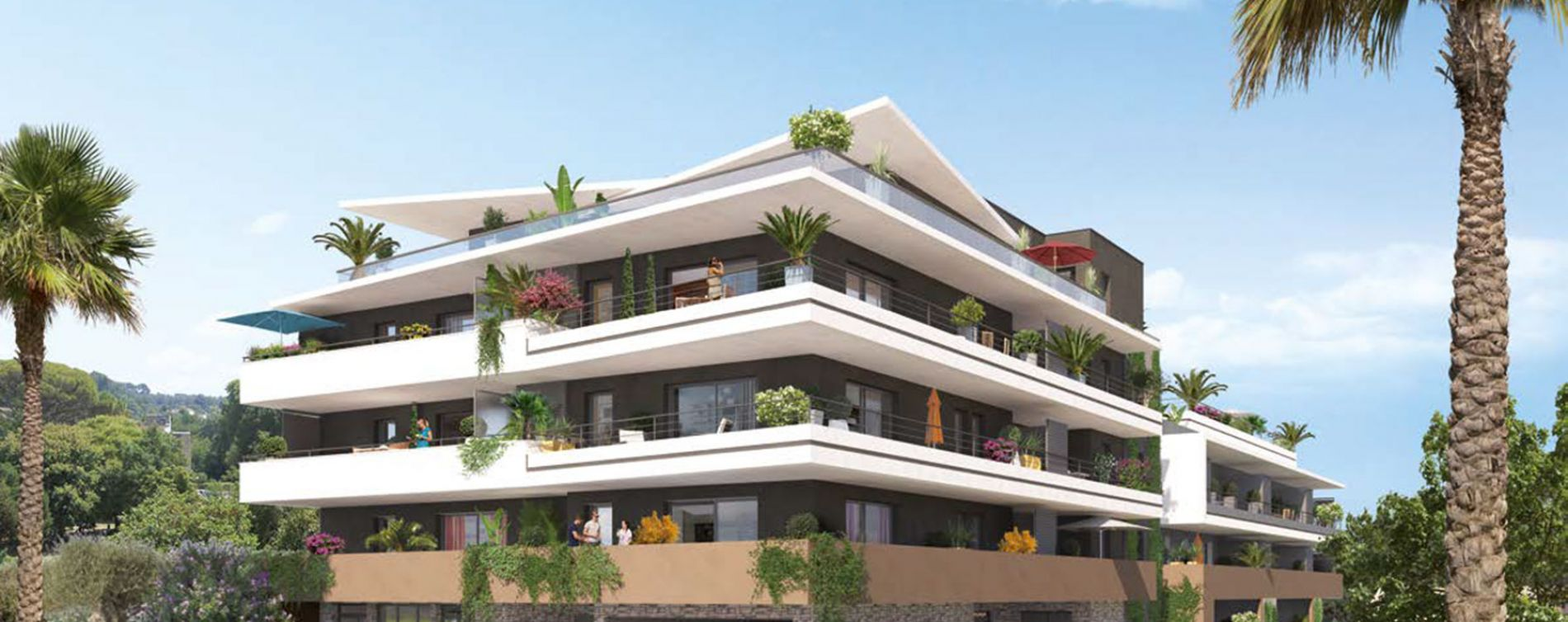 Villeneuve-Loubet : programme immobilier neuve « Programme immobilier n°219427 » en Loi Pinel (4)